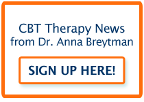 CBT Therapy Newsletter Sign Up